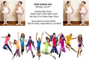 Free dance at SM YMCA